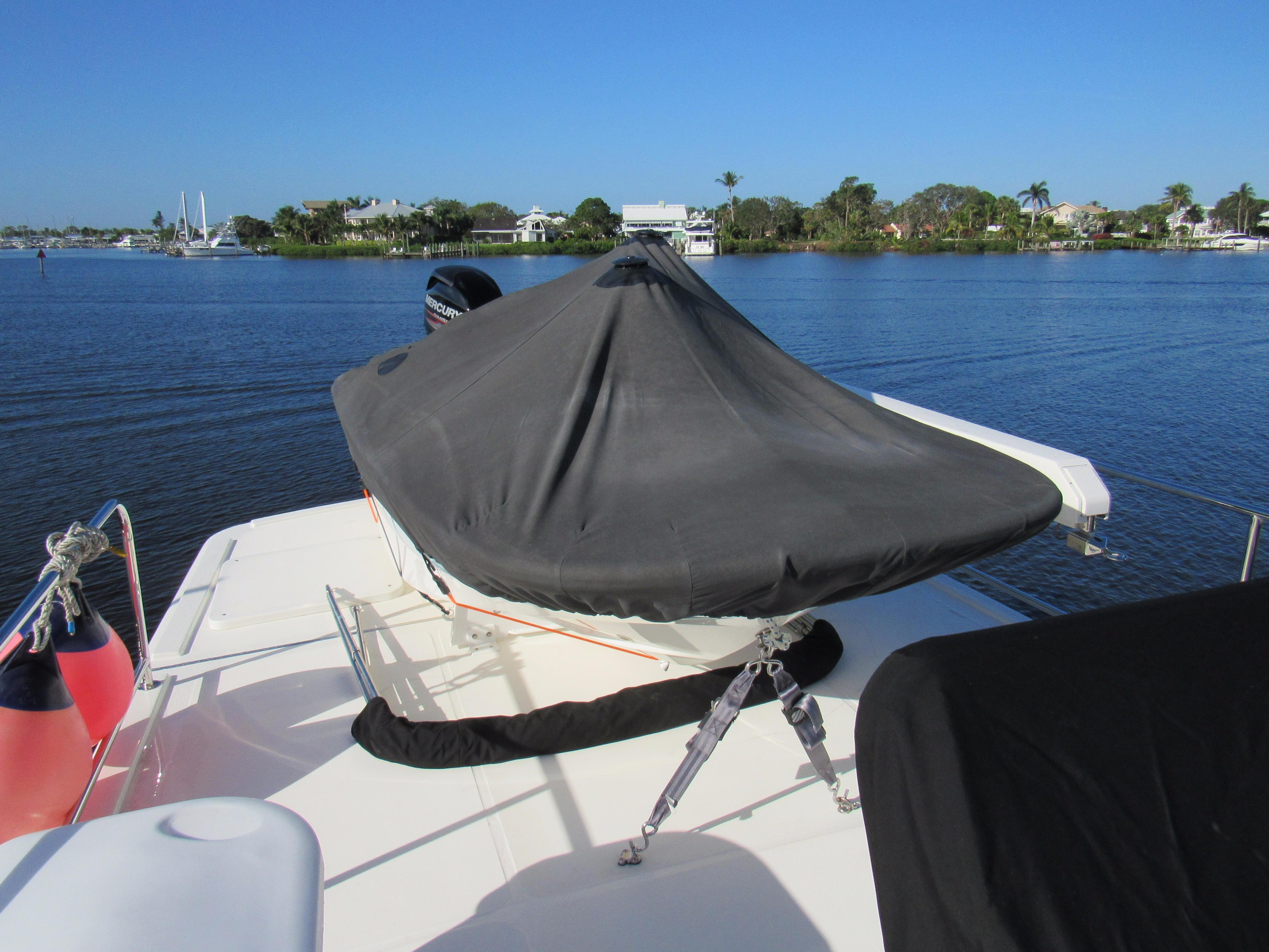 13' Boston Whaler Color Matched to Boat