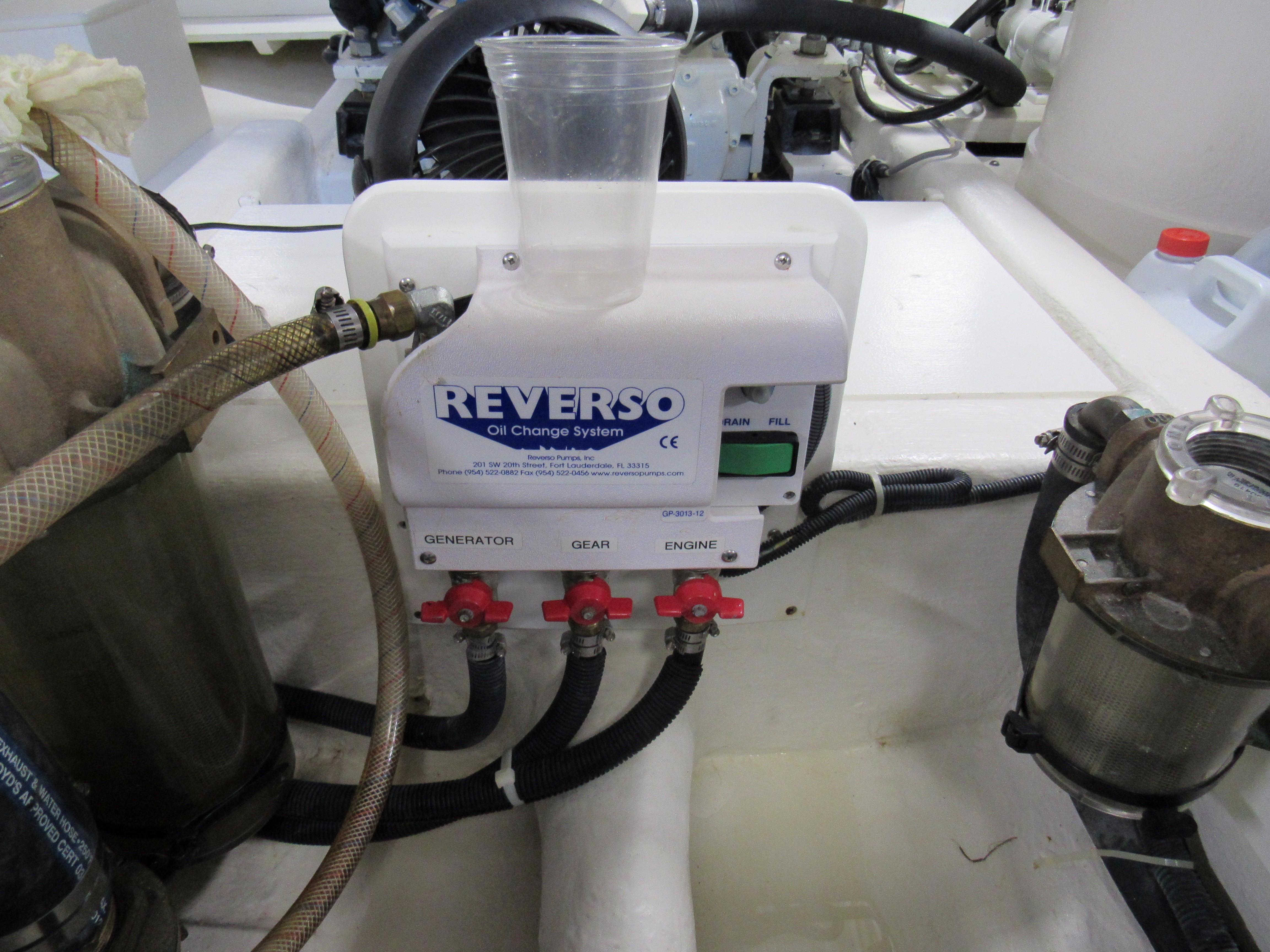 Oil Change System
