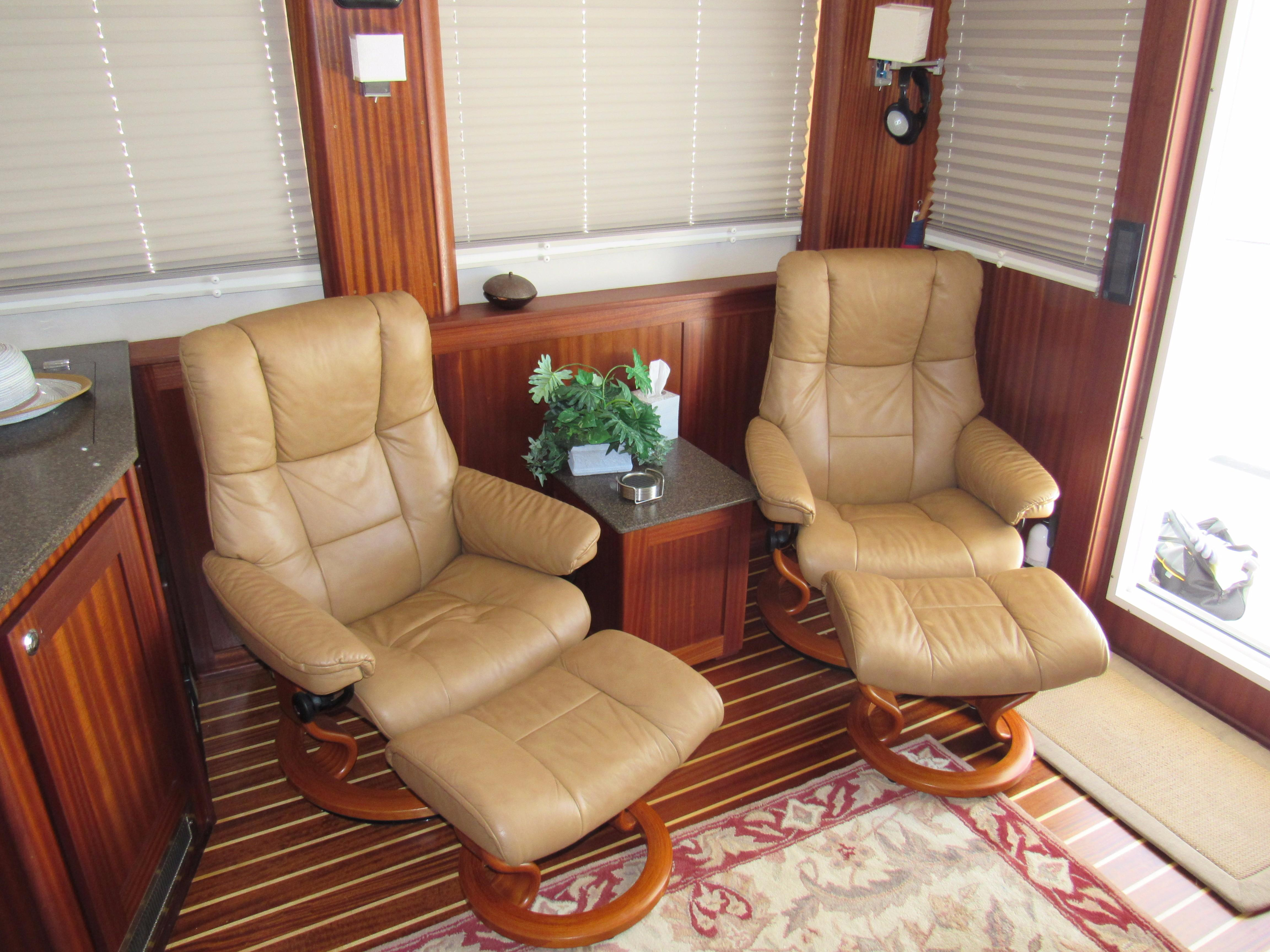 Twin Recliners