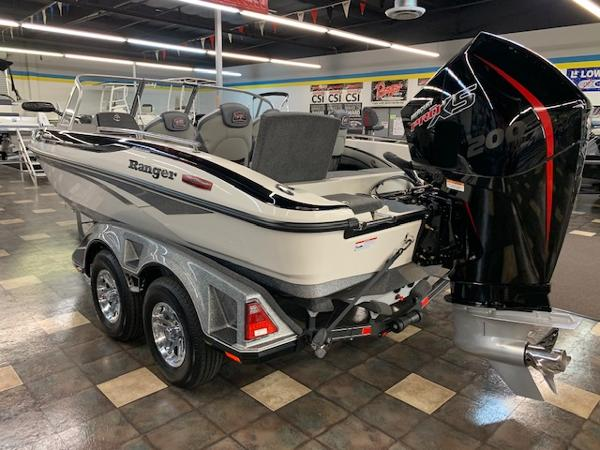 2021 Ranger Boats boat for sale, model of the boat is 1880MS & Image # 3 of 84