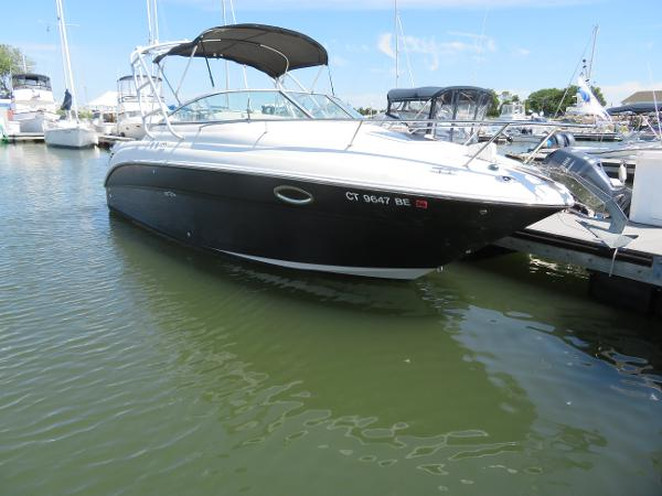 Sea Ray 250 Amberjack Broker BoatsalesListing