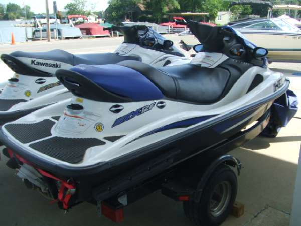 used 2006 kawasaki jet ski stx 12f for sale in russells point ohio 1117568 boats for sale. Black Bedroom Furniture Sets. Home Design Ideas