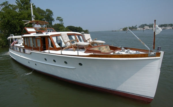 1937 elco commuter for sale for 50 ft motor yachts for sale