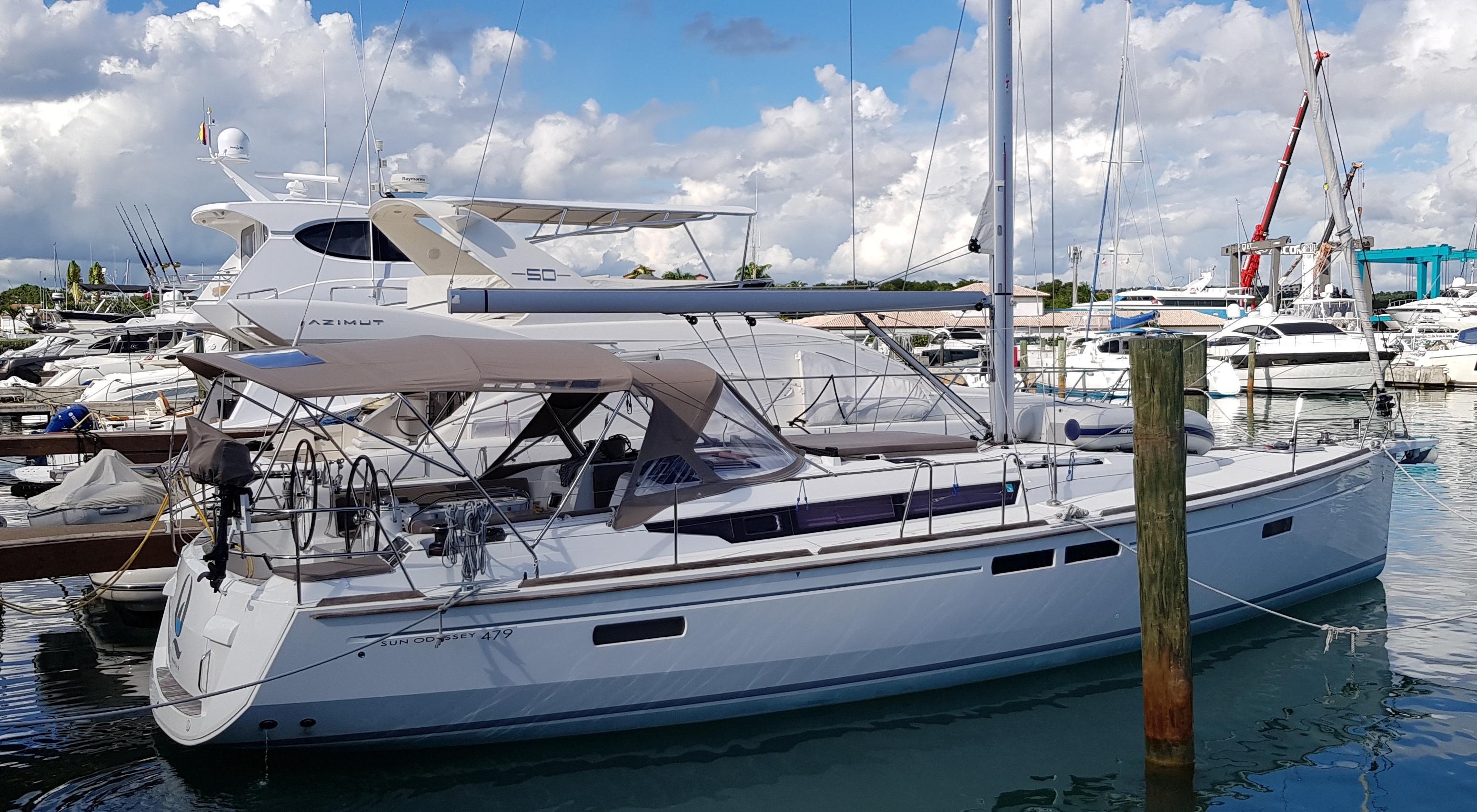 47 Jeanneau 2017 La Romana   Denison Yacht Sales