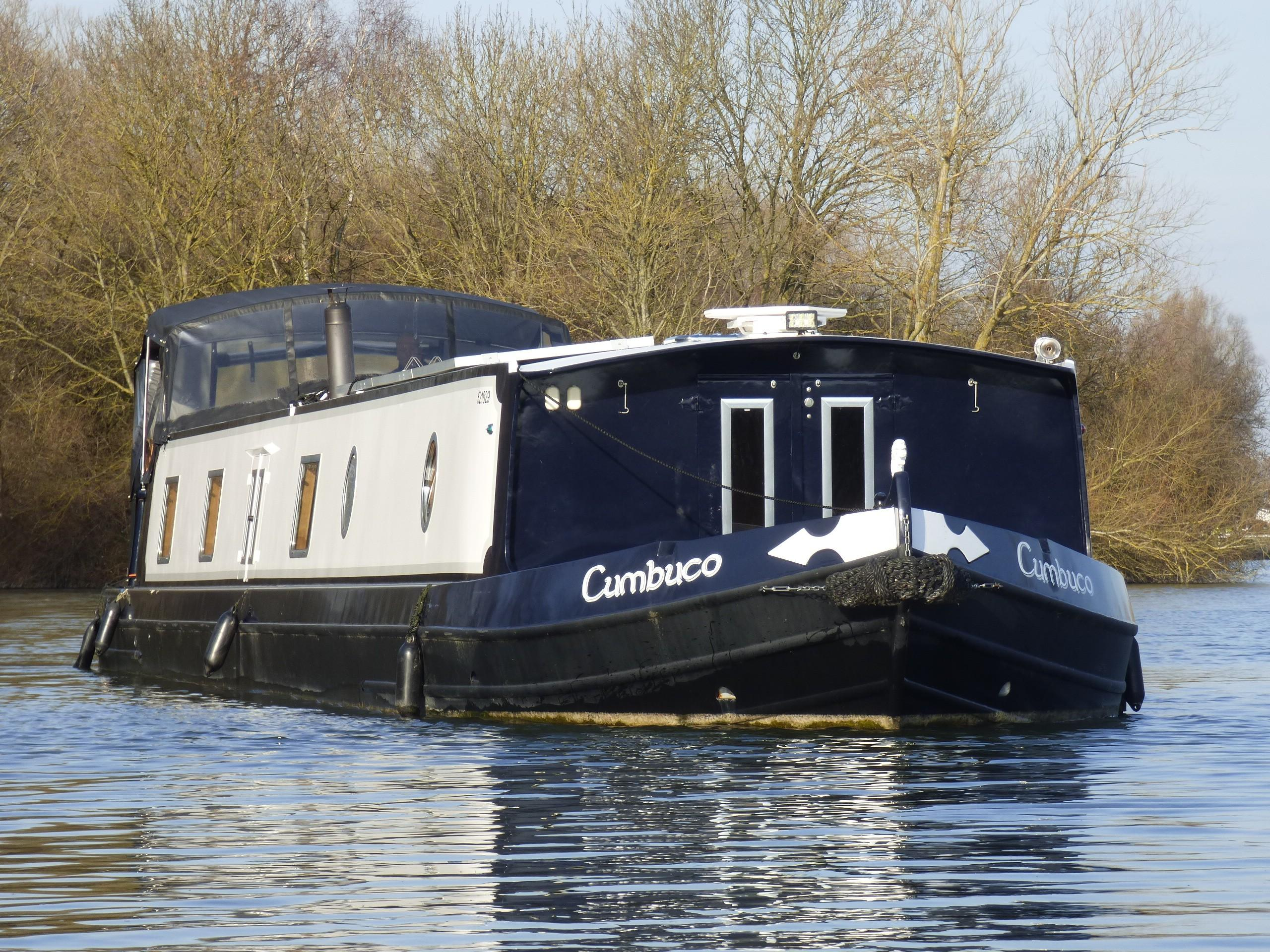 Wide Beam Narrowboat 70'x11' by Viking Canal Boats