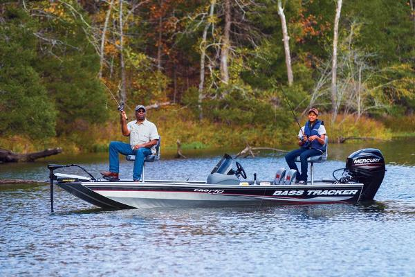 2013 Tracker Boats boat for sale, model of the boat is Pro 170 & Image # 2 of 17