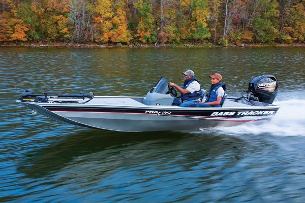 2013 Tracker Boats boat for sale, model of the boat is Pro 170 & Image # 6 of 17