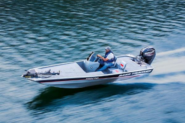 2013 Tracker Boats boat for sale, model of the boat is Pro 170 & Image # 5 of 17