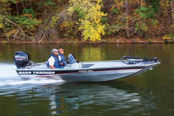 2013 Tracker Boats boat for sale, model of the boat is Pro 170 & Image # 4 of 17
