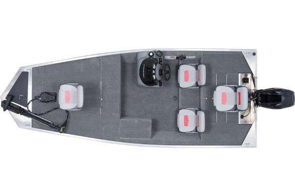 2013 Tracker Boats boat for sale, model of the boat is Pro 170 & Image # 9 of 17