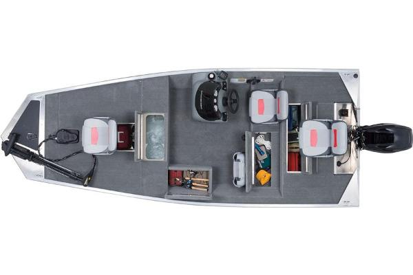 2013 Tracker Boats boat for sale, model of the boat is Pro 170 & Image # 8 of 17