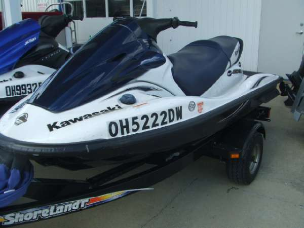 2003 KAWASAKI STX 12F for sale