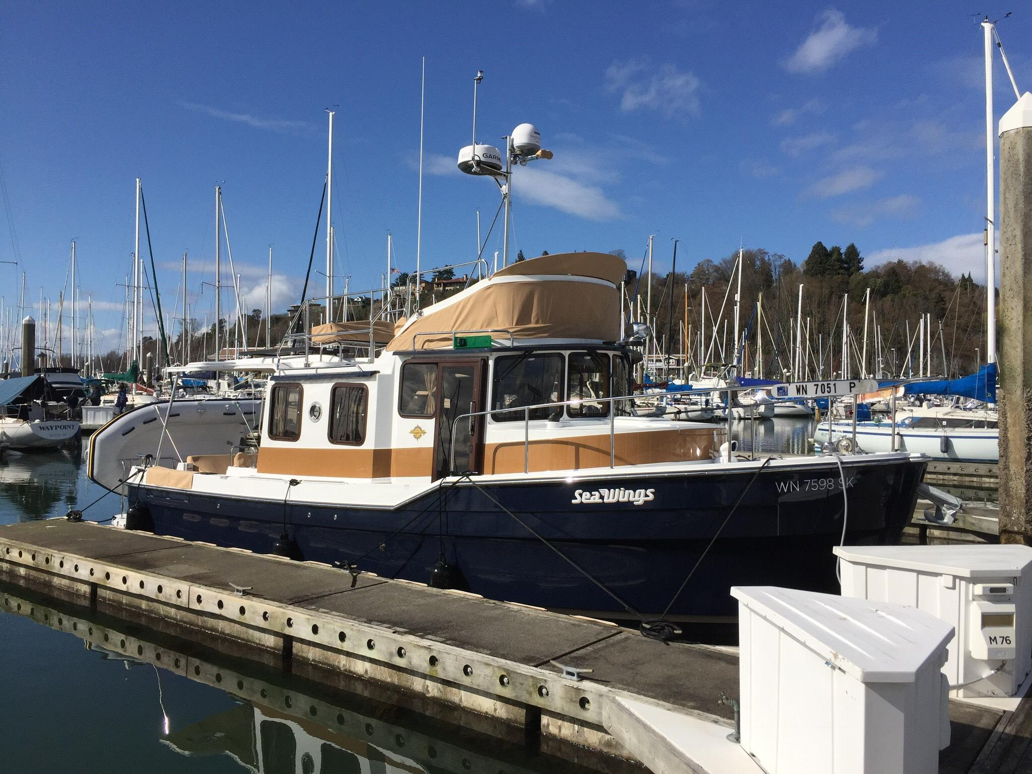 2017 Ranger Tugs R-31 CB Seattle, Washington - Irwin Yacht Sales