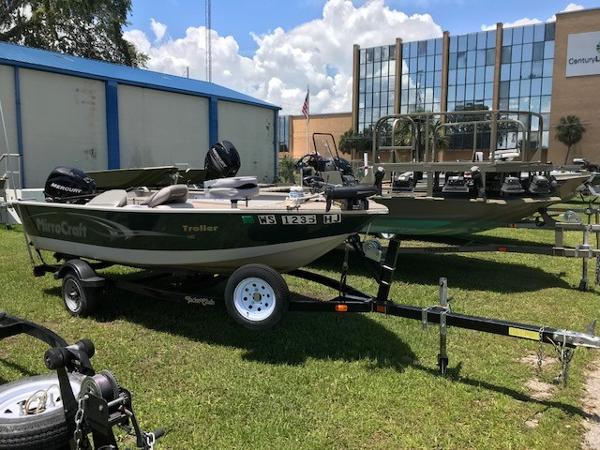 2006 MIRROCRAFT 1415 TROLLER for sale