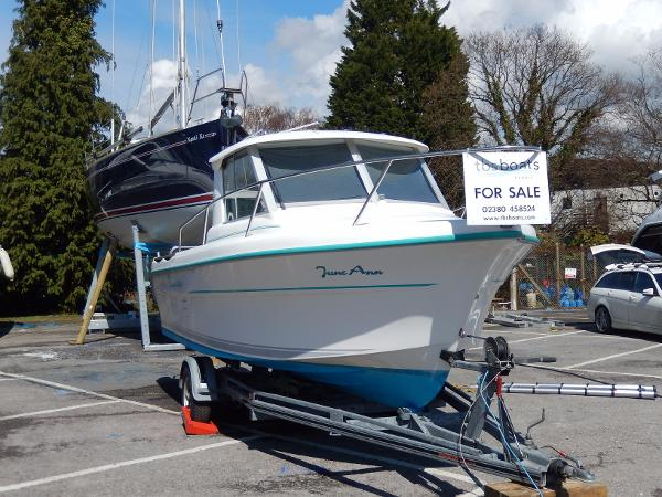 Ocqueteau 615 For Sale from TBS Boats