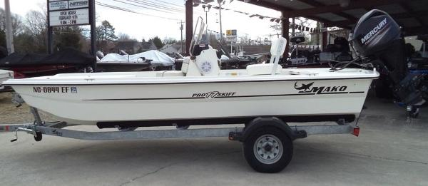 2015 MAKO PRO SKIFF 17 CC for sale