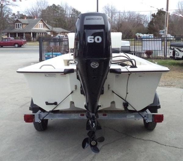 2015 Mako boat for sale, model of the boat is Pro Skiff 17 CC & Image # 6 of 12