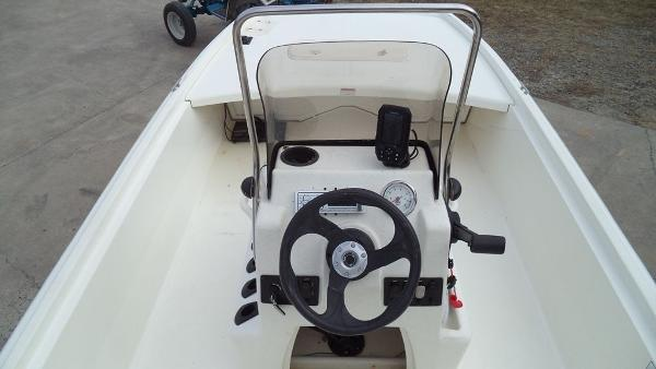 2015 Mako boat for sale, model of the boat is Pro Skiff 17 CC & Image # 11 of 12