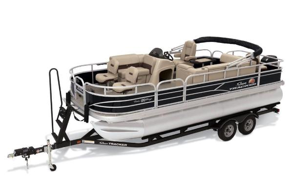 2019 SUN TRACKER FISHIN BARGE 20 DLX for sale