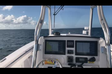 Southport 27 Center Console video
