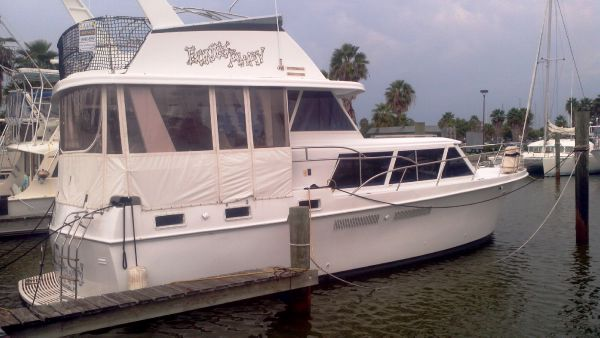 Hatteras 41 Twin Cabin Motor Yachts. Listing Number: M-3693612 41' Hatteras ...