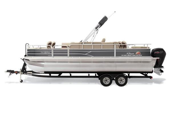 2019 SUN TRACKER FISHIN' BARGE 22 XP3 for sale