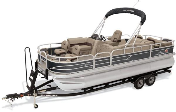 2019 Sun Tracker boat for sale, model of the boat is Fishin' Barge 22 XP3 & Image # 7 of 42