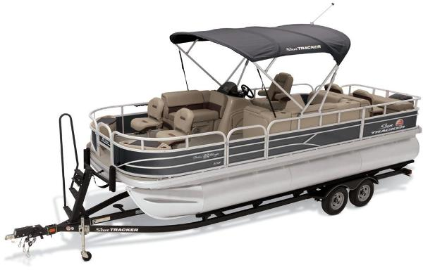 2019 Sun Tracker boat for sale, model of the boat is Fishin' Barge 22 XP3 & Image # 9 of 42