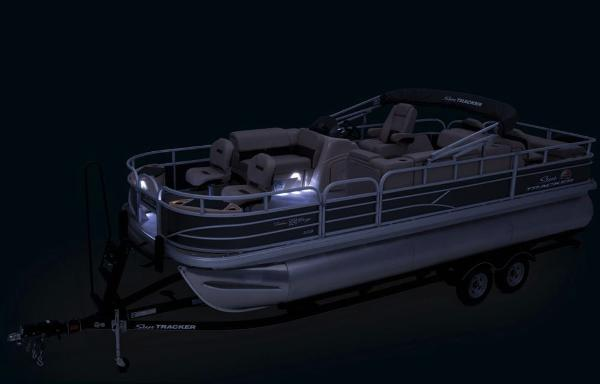 2019 Sun Tracker boat for sale, model of the boat is Fishin' Barge 22 XP3 & Image # 15 of 42
