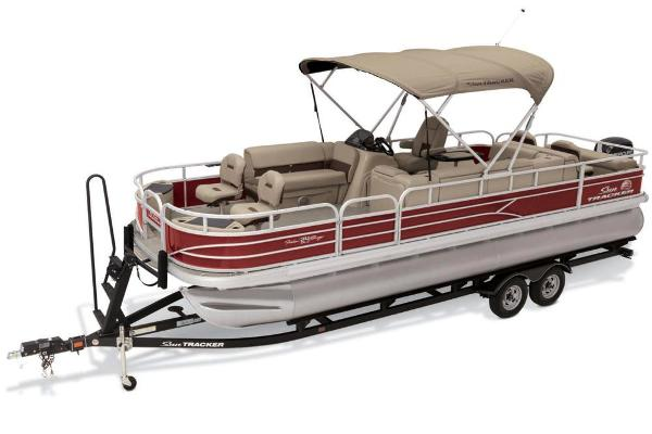 2019 SUN TRACKER FISHIN' BARGE 24 DLX for sale