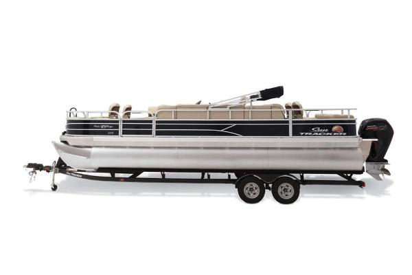 2019 SUN TRACKER FISHIN' BARGE 24 XP3 for sale