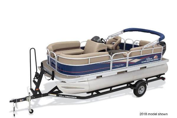 2019 SUN TRACKER PARTY BARGE 18 DLX for sale
