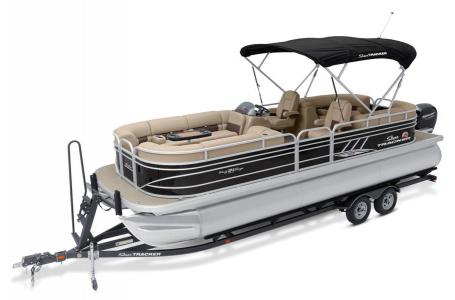 2020 Sun Tracker boat for sale, model of the boat is Party Barge 22 XP3 w/150L 4S & Image # 12 of 16