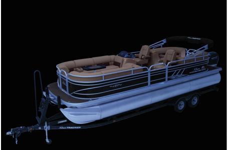 2020 Sun Tracker boat for sale, model of the boat is Party Barge 22 XP3 w/150L 4S & Image # 13 of 16