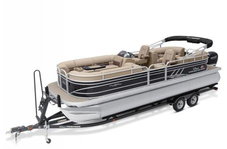 2020 Sun Tracker boat for sale, model of the boat is Party Barge 22 XP3 w/150L 4S & Image # 15 of 16