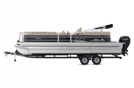 2020 Sun Tracker boat for sale, model of the boat is Party Barge 22 XP3 w/150L 4S & Image # 7 of 16