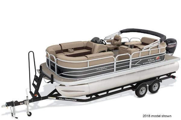 2019 SUN TRACKER PARTY BARGE 20 DLX for sale
