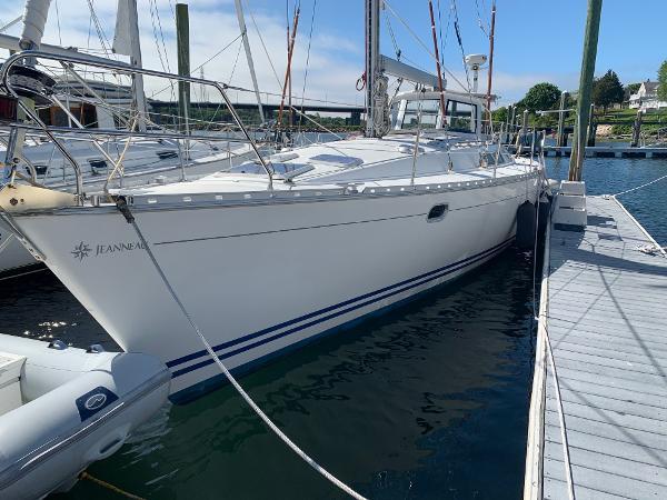 Jeanneau 45.2 BoatsalesListing Maine