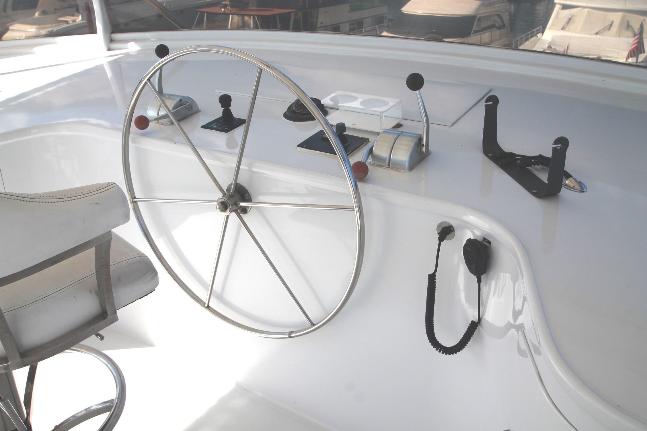 Bridge Helm--Instrument Cluster Closed