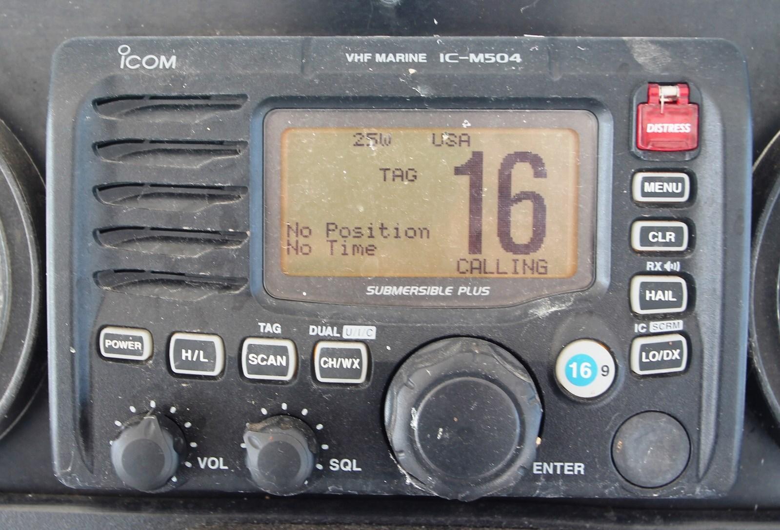 Bridge VHF