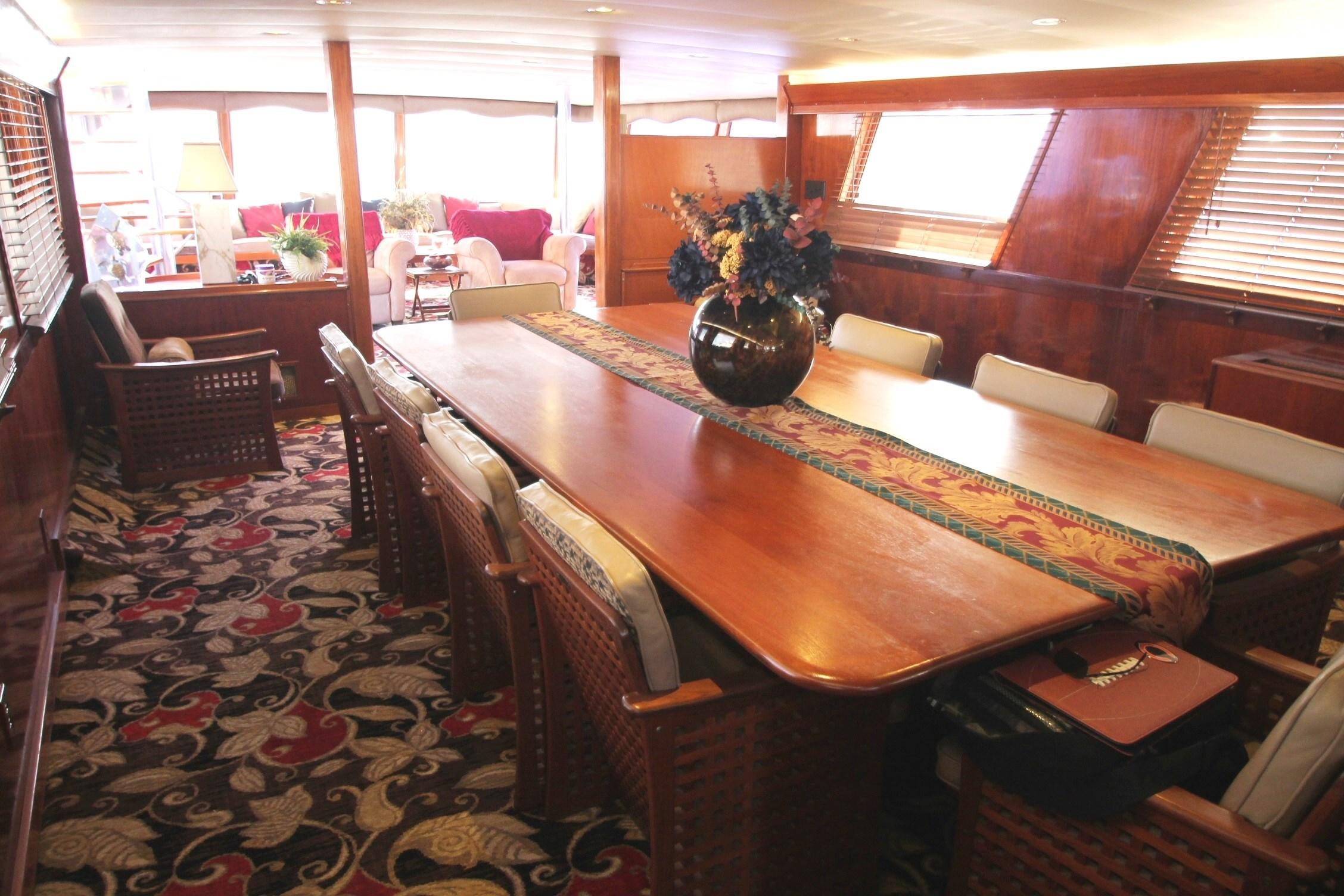 Dining Room Looking AFT