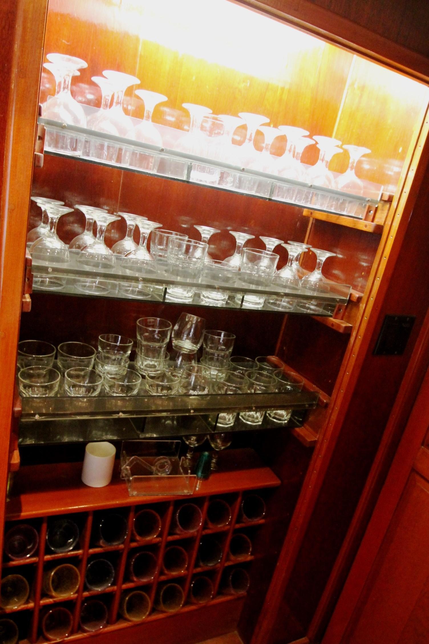 Galley Glassware