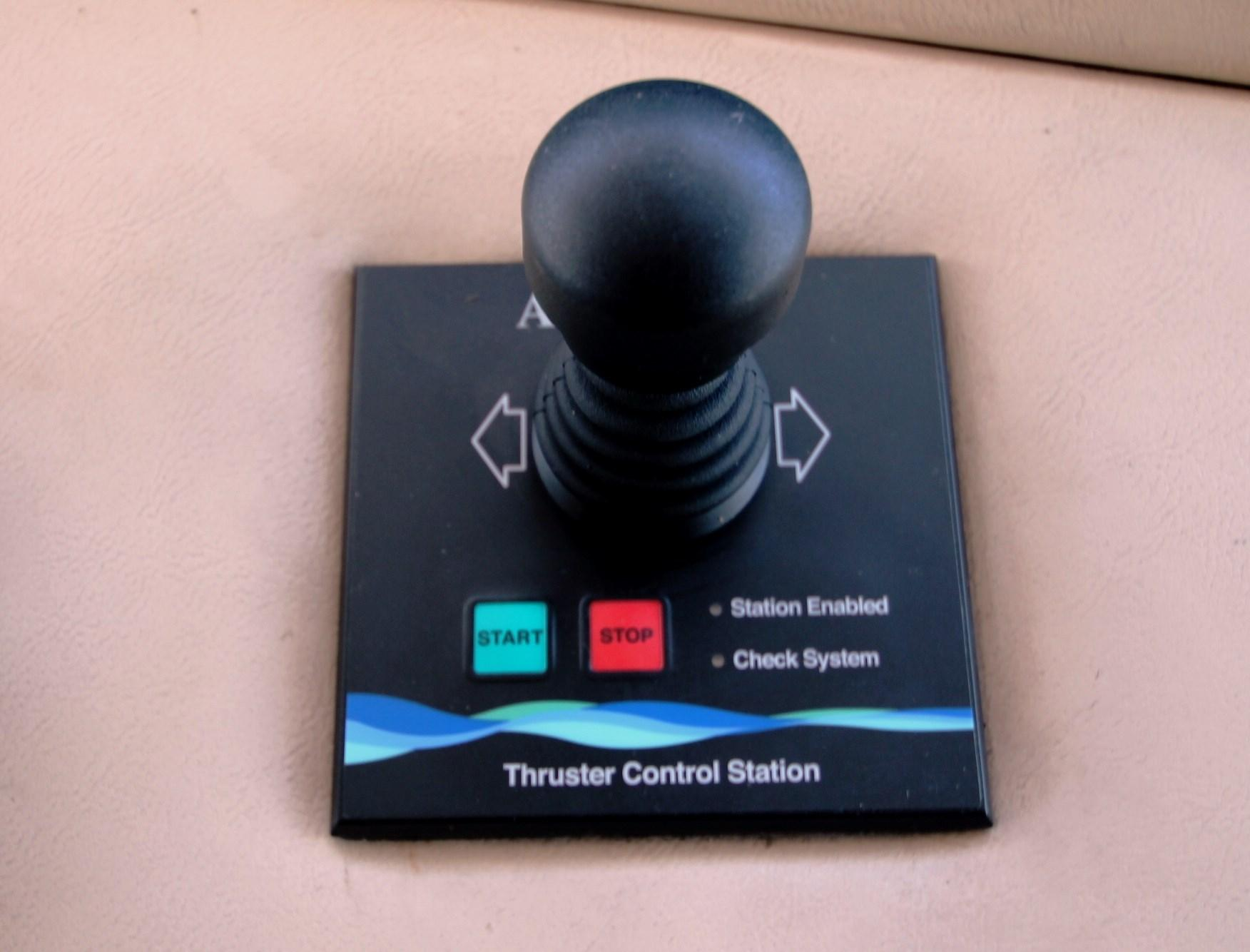 Bow Thruster Control
