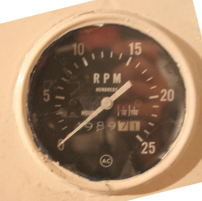 Port Hour Meter