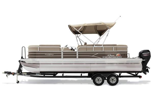 2019 SUN TRACKER PARTY BARGE 22 DLX for sale
