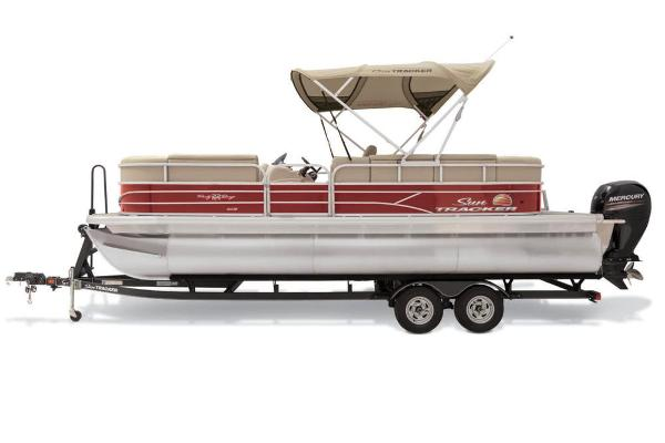 2019 Sun Tracker boat for sale, model of the boat is Party Barge 22 XP3 & Image # 11 of 15