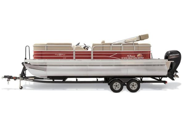 2019 Sun Tracker boat for sale, model of the boat is Party Barge 22 XP3 & Image # 9 of 15