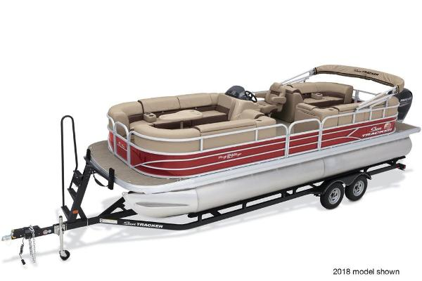 2019 SUN TRACKER PARTY BARGE 24 DLX for sale