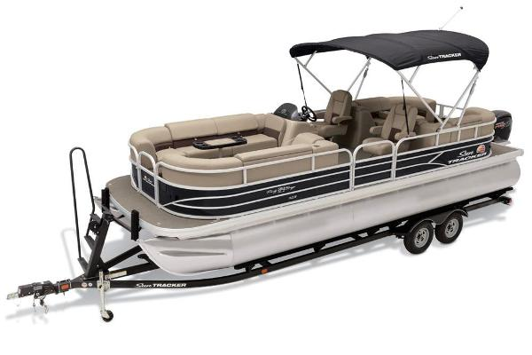 2019 Sun Tracker boat for sale, model of the boat is Party Barge 24 XP3 & Image # 3 of 21