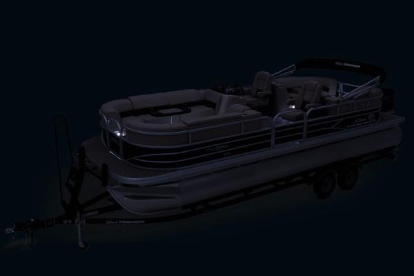 2019 Sun Tracker boat for sale, model of the boat is Party Barge 24 XP3 & Image # 20 of 21
